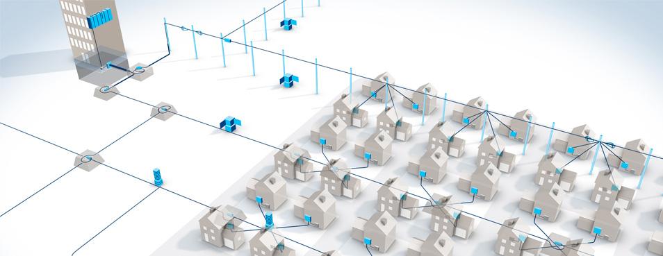 réseau fibre optique ftth